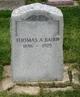 Thomas Allyn Baird