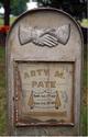 "Artemise M. ""Arty"" <I>Forshand</I> Pate"