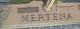 """Merlen Paris """"Zack"""" Mertena"""