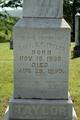 Capt Benjamin Franklin Taylor