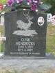 Clyde Hendricks