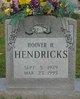 Hoover H. Hendricks