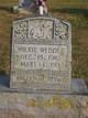 Wilkie Weddle