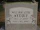 William Otis Weddle