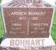 """Profile photo:  Anna """"Annie"""" <I>Myles</I> Bohnart"""