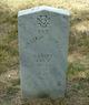 Pvt William James Baxley