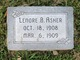 Lenore B. Asher