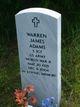 Warren James Adams