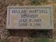 Beulah Beard <I>Hartsell</I> Kennedy