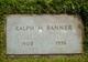 Ralph H Banner