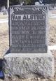 Mary E. <I>Parkhurst</I> Van Alstine