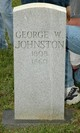 George Washington Johnston