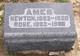 Newton Ames