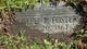 Joseph Fredrick Foster