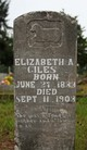 Elizabeth A. <I>Brooks</I> Giles
