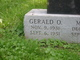 Gerald Osborne Zenk