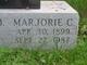 Marjorie Catherine <I>Osborne</I> Zenk