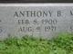 Anthony Baptist Zenk
