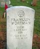Franklin Wortman