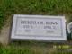 Profile photo:  Druscilla M. Brown