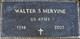 Walter S. Mervine, Jr