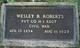 Wesley R. Roberts