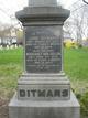 Margaret <I>Van Siclen</I> Ditmars