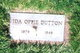 Ida Oppie <I>Jones</I> Dutton
