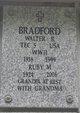 Walter Randall Bradford
