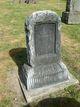 Mary Abbie <I>Stone</I> Clough