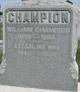 Ellen <I>Douglass</I> Champion