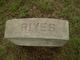 Profile photo:  Rives