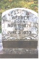 Essie Bell <I>Pugh</I> Werner