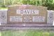 Faye Marie <I>James</I> Davis