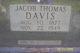 Jacob Thomas Davis