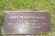 James Franklin Davis