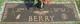 Sgt Harold Jerold Berry
