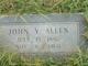 Profile photo:  John Y Allen