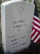 "Pvt Charles Freeman ""Sleepy"" Jones, Sr"
