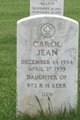 Carol Jean Kerr
