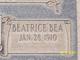 "Beatrice A. ""Bea"" <I>Rossi</I> Rambo"
