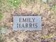 Emily Ann <I>Abernathy</I> Harris