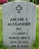 Archie Leonard Alexander