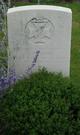 Second Lieutenant Allan Muir Aird
