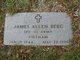James Allen Berg