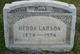 Hedda Carolina Larson