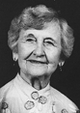 Profile photo:  Bertha <I>Fast</I> Harder