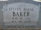 Profile photo:  Steven Wayne Baker