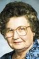 Dr Doris Maurine <I>Leighton</I> Cartwright