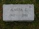 Profile photo:  Almeda <I>Carberry</I> Baker